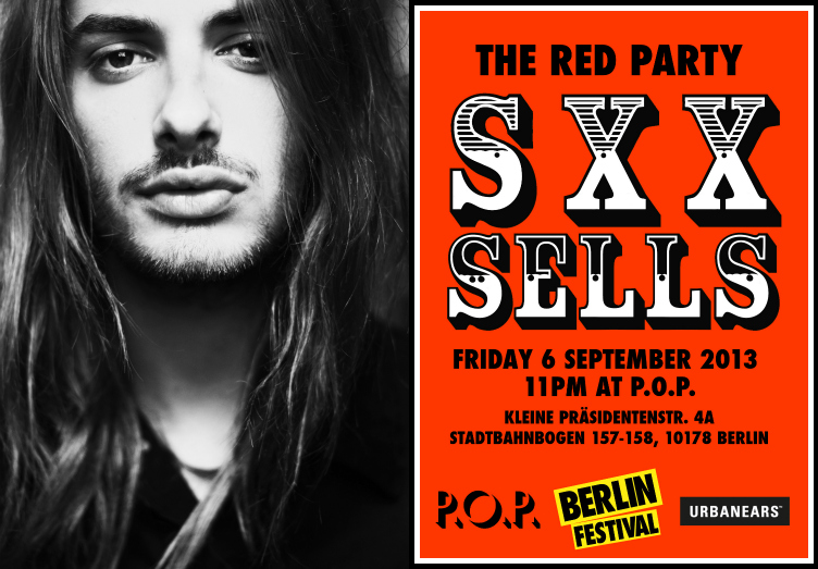 SXX SELLS #2 THE RED PARTY