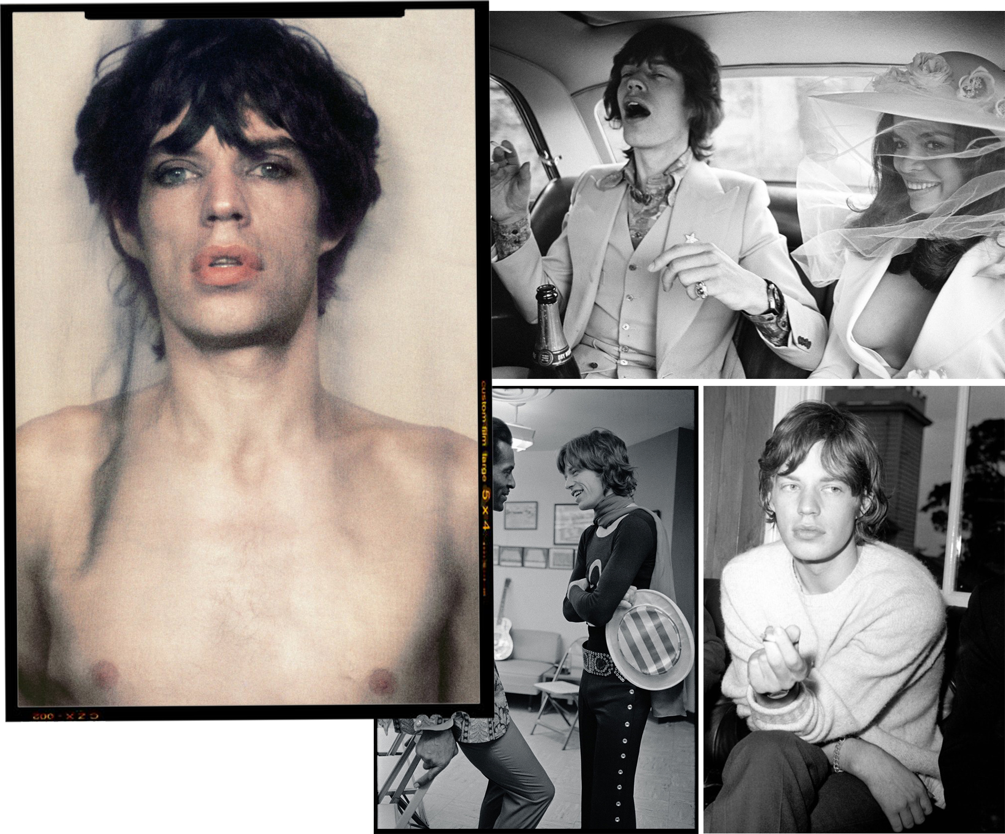 Most Stylish Musician, Mick Jagger